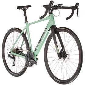 Orbea Gain D20 pastel green/black